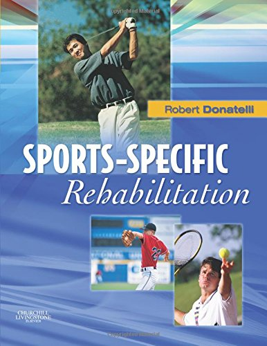 Sports-Specific Rehabilitation, 1e