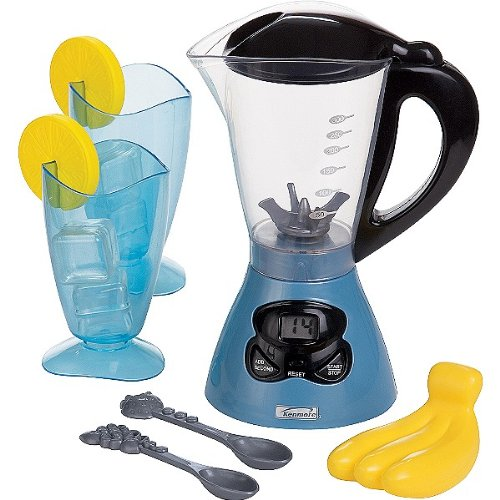 Amazon.com: My First Kenmore Electronic Toy Blender Playset