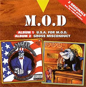 U.S.A. for M.O.D. / Gross Misconduct