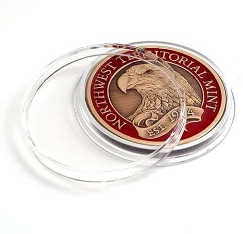 1-78-CHALLENGE-COIN-CAPSULE-CLEAR-CASE