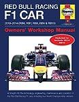Red Bull Racing F1 Car Manual 2nd Edi...