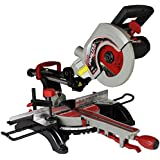 "Pingtek Redline 210mm (8"") 2 Speed Multipurpose Sliding Compound Mitre Saw"