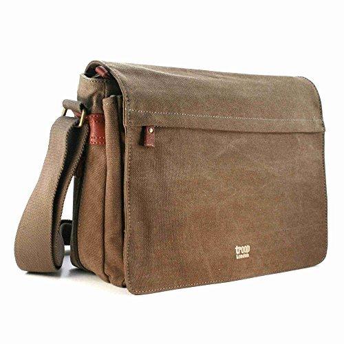 troop-london-classic-collection-bolsa-bandolera-messenger-de-lona-trp0240-marron