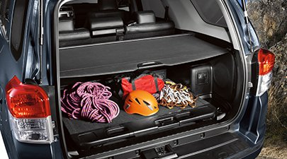 1 X 2014 4Runner Cargo Cover (Color: Black) (2014 4runner Cargo Cover compare prices)