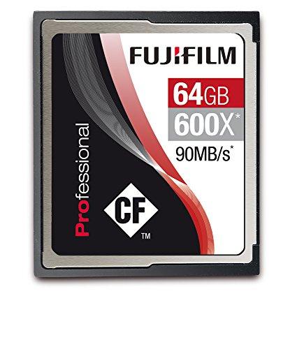 Fuji CompactFlash-Speicherkarte, 64GB, 600x