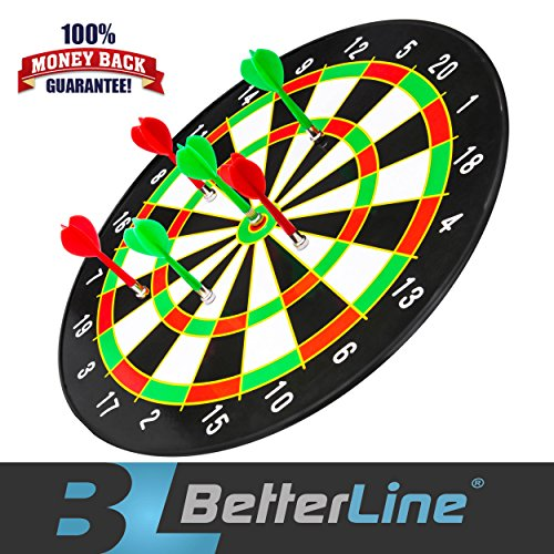 Better Line Magnetic Dart Set With 16