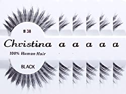 6packs Eyelashes - 38 (Same factory & production line as Red Cherry)
