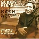 Bach: Keyboard Concertos Nos. 1, 2 & 4