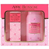 Apple Blossom by Apple Blossom Eau de Parfum Spray 100ml & Shower Gel 200ml
