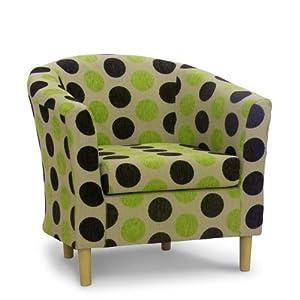 Fabric Tub Chair Bucket Seat Classic Tub Chairs Design