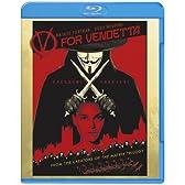 Vフォー・ヴェンデッタ [Blu-ray]