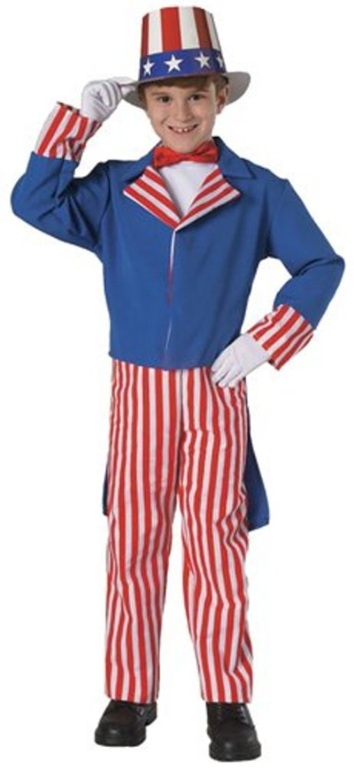 Uncle Sam Costumes for Boys | Fourth Of July Wikii