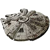 12 Inch Rebel Alliance Millenium Falcon Han Solo Ship Star Wars Classic Episode Iv Removable Wall Decal Sticker Art Home Decor Kids Room-11 3/4 Inches Wide By 8 Inches Tall (Color: Multicolor, Tamaño: One Size Only)