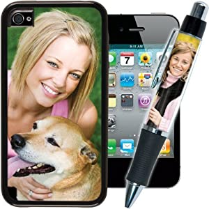 PixCase-The Case That's A Picture Frame for iPhone 4/4S with limited edition PixPen