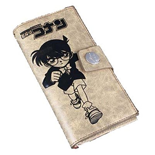 Vicwin-One Detective Conan Wallet Cosplay Costume