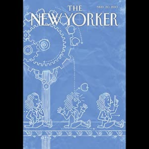 The New Yorker, May 20th 2013 (John Seabrook, Rebecca Mead, Susan Orlean) Periodical