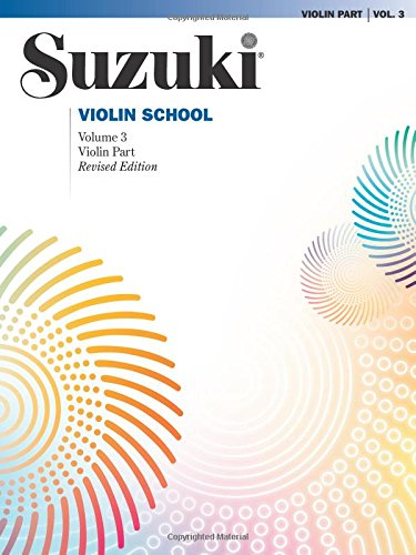 Suzuki Violin School, Vol 3: Violin Part (Suzuki Violin Book 2 compare prices)