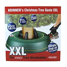 Krinner Christmas Tree Genie Xxl Christmas Tree Stand