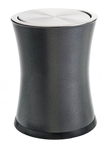 Bennett Small Office Trash Can (Colored Trash Can With Lid compare prices)