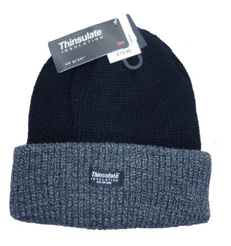 unisex-mens-womens-thinsulate-heavy-knit-winter-ski-thermal-hat-40g-thermal-warm-hat