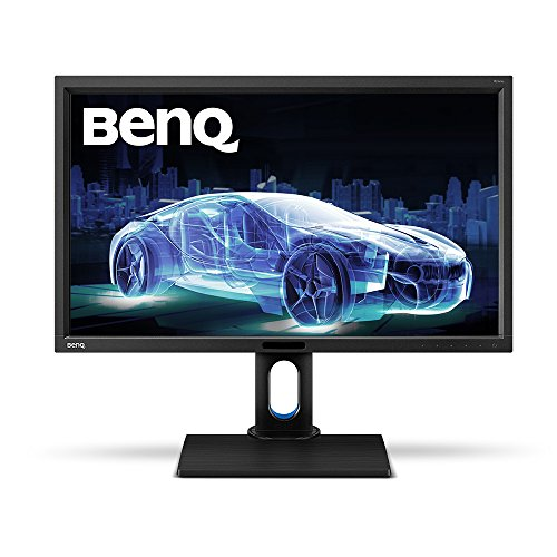 "Benq - 27"" Ips Led Uhd Monitor - Black"