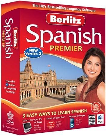 Berlitz Spanish Premier Version 2 (PC/Mac)