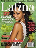 Latina Magazine Zoe Saldana May 2006 Issue