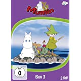 Mumins Box 3 2 DVDs