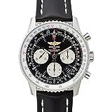 【ブライトリング】 BREITLING 腕時計 ナビタイマー01 SS×レザーベルト  A022B01KBA メンズ 【並行輸入品】