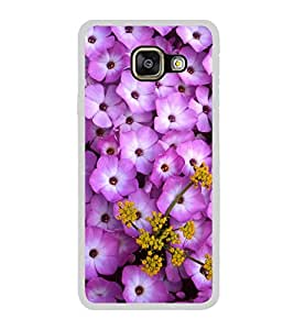 ifasho Pattern colorful flower Back Case Cover for Samsung Galaxy A5 (2016)