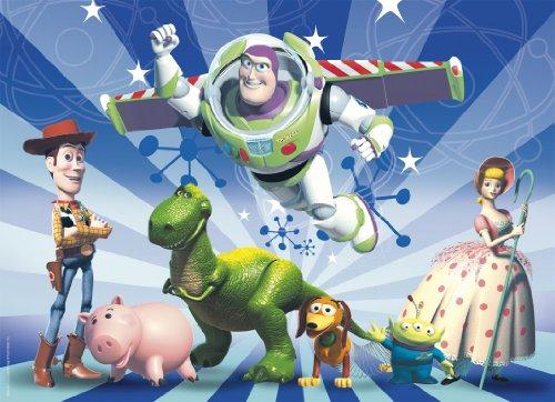 Imagen 1 de Nathan 86657- Puzzle infantil de Toy Story  (100 piezas)