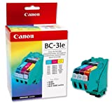 Canon InkJet Cartridge Colour for BJC6000 S450 S4500 Ref BC-31E