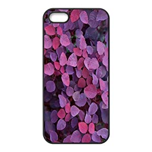 Amazon.com: Violet Leafs IPhone 5,5S Cases, Cute Iphone 5s ...