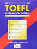 img - for The Heinemann Toefl Preparation Course: With Answer Key book / textbook / text book