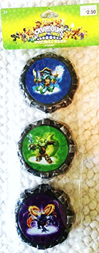 Skylander Swap Forces Figural Eggs 3 Count - 1