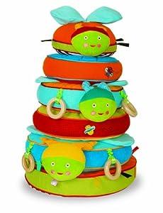 Buggybu Stack-A-Bug Stacking Toy