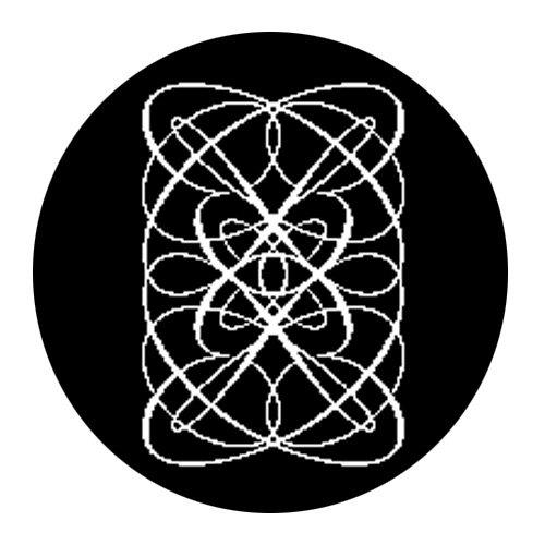 Tribal Tattoo - Super Resolution Gobo - Buy Online in Oman    apollo
