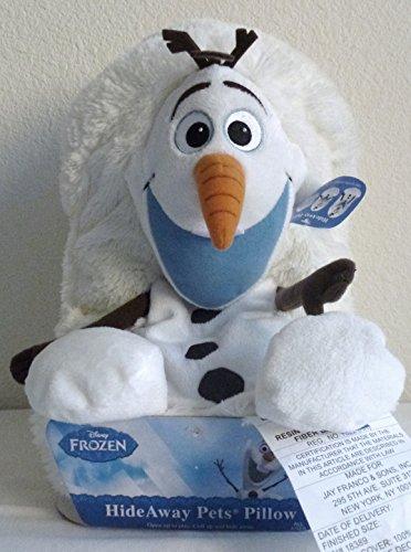 Hide Away Pets Frozen Olaf Plush, 14 JungleDealsBlog.com