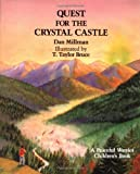 Quest for the Crystal Castle ( A Peaceful Warrior Childrens Book )