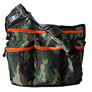Camouflage Diaper Dude Diaper Bag - Camouflage gifts