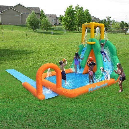 Best Water Slide for Kids | Twist Blast N Slide Waterslide (Best Slip N Slide compare prices)