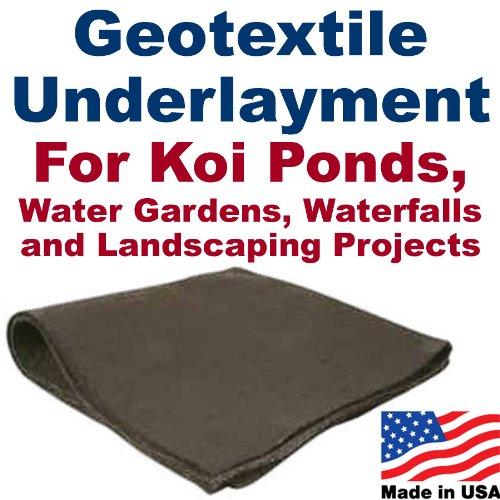 Rock Landscaping Underlayment : Geotextile underlayment landscape fabric home