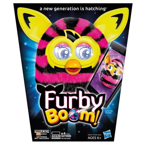 Furby Boom 菲比精灵 智能互动宠物 $30.69(约¥300)图片