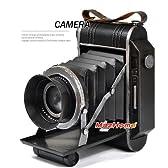 ヨーロッパ風レトロカメラ  年代物模型 写真機