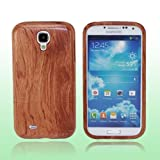 pay4save® 100% Natural Original Rosewood Wood Wooden Case for Samsung Galaxy S4 IV i9500 Handcraft