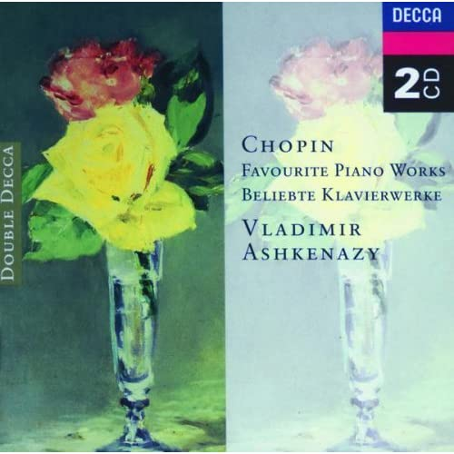 Amazon.com: Chopin: Favourite Piano Works (2 CDs