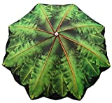 6.5' Banana Leaf Beach Umbrella