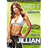 Shred-It With Weights [DVD] [Region 1] [US Import] [NTSC]by Jillian Michaels