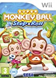 echange, troc Super Monkey Ball Step & Roll (Wii) [import anglais]