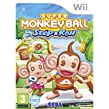 Super Monkey Ball Step & Roll (Wii)by Sega
